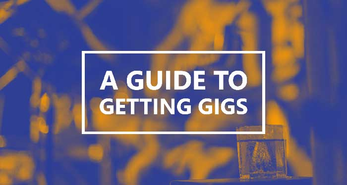 A guide to getting gigs by Audio Realm Studios