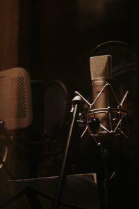 High-Quality Audio Voiceovers in Richmond, Texas
